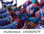 Ceramic Figures Jaguars...
