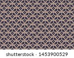 abstract floral seamless... | Shutterstock .eps vector #1453900529