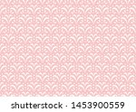 abstract floral seamless... | Shutterstock .eps vector #1453900559
