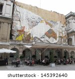 london  july 7  the royal... | Shutterstock . vector #145392640