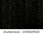 dark green  yellow vector...   Shutterstock .eps vector #1454029433