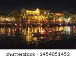 Night Boat Ride At Ancient Town ...