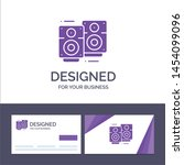 creative business card and logo ... | Shutterstock .eps vector #1454099096