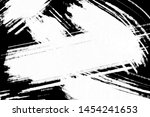 grunge black and white abstract ... | Shutterstock . vector #1454241653
