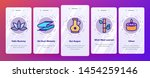 spa beauty service vector... | Shutterstock .eps vector #1454259146