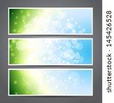 abstract banner | Shutterstock .eps vector #145426528