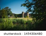 Amberley Castle In Sussex On A...