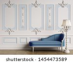 Classic Chaise Longue In...