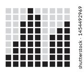 sound wave equalizer icon vector