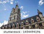 The Tallest Belfry In Belgium...