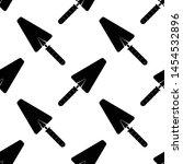 trowel icon seamless pattern ... | Shutterstock .eps vector #1454532896