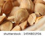 Brown Edible Apricot Pits...