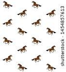 vector seamless pattern of bay... | Shutterstock .eps vector #1454857613