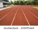 old racetrack | Shutterstock . vector #145491664