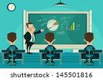 easy to edit vector... | Shutterstock .eps vector #145501816