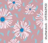 seamless pattern made of... | Shutterstock .eps vector #1455063920