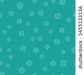 green target with dollar symbol ... | Shutterstock .eps vector #1455133136