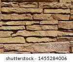 Stacked Exterior Wall Stone...