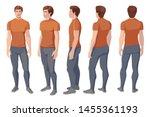 vector image of five corners...   Shutterstock .eps vector #1455361193
