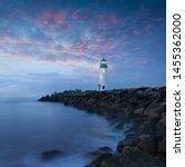 Santa Cruz Breakwater Light ...