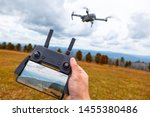 Landscaping On A Quadcopter. A...