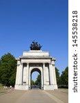 The Magnificent Wellington Arc...