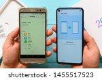 zhongshan china july 19  2019... | Shutterstock . vector #1455517523
