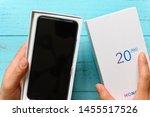 zhongshan china july 19  2019... | Shutterstock . vector #1455517526