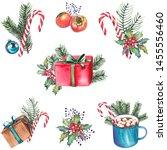 Set Of Christmas Decoration....