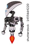 automaton containing elements ... | Shutterstock . vector #1455664220