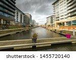 leeds  england   united kingdom ... | Shutterstock . vector #1455720140