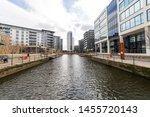 leeds  england   united kingdom ... | Shutterstock . vector #1455720143