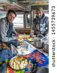 Leh India 24.10.2018 Cooking...