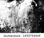 Stock photo abstract black and white background with grunge texture 1455753449