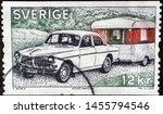 Sweden   circa 2009  postmarked ...