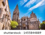 View Of Toledo Cathedral In...