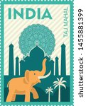 Travel To India Poster Design ...