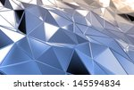 shiny metal abstract surface  ... | Shutterstock . vector #145594834