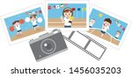 it is an illustration of a... | Shutterstock .eps vector #1456035203