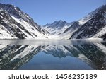 This Is Lake Del Inca In...