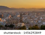 beautiful view of cathedral of... | Shutterstock . vector #1456292849