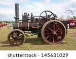 Steam Traction Engine