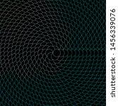 dark blue  green vector pattern ... | Shutterstock .eps vector #1456339076