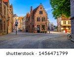 Old Street In Bruges  Brugge  ...