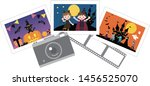 it is an illustration of a... | Shutterstock .eps vector #1456525070