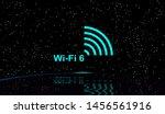 Illustration  Poster Wifi 6...