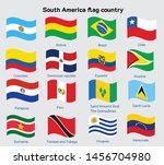 vector illustration set of... | Shutterstock .eps vector #1456704980
