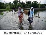 Barpeta  Assam  India. July 12  ...
