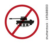 no tanks symbol