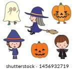 illustration of a person... | Shutterstock .eps vector #1456932719